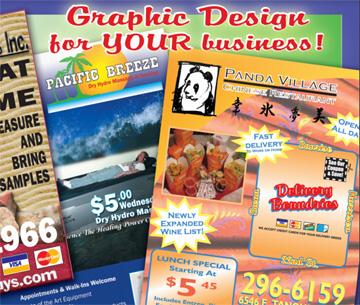 Ad & Graphic Design